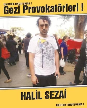 Gezi provokatörleri: Unutma, unutturma galerisi resim 14