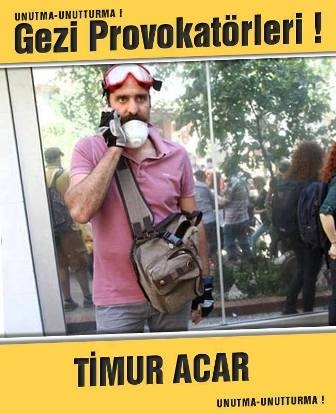 Gezi provokatörleri: Unutma, unutturma galerisi resim 15