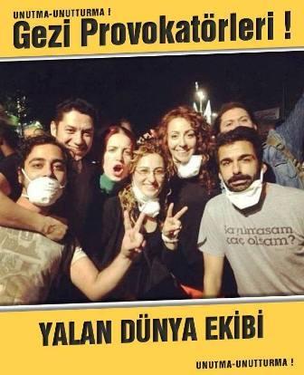 Gezi provokatörleri: Unutma, unutturma galerisi resim 16