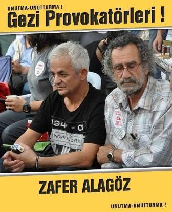 Gezi provokatörleri: Unutma, unutturma galerisi resim 18