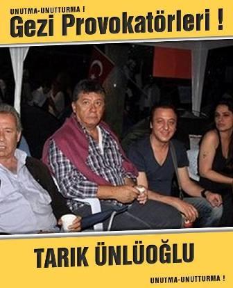 Gezi provokatörleri: Unutma, unutturma galerisi resim 19