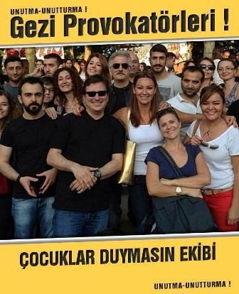 Gezi provokatörleri: Unutma, unutturma galerisi resim 4