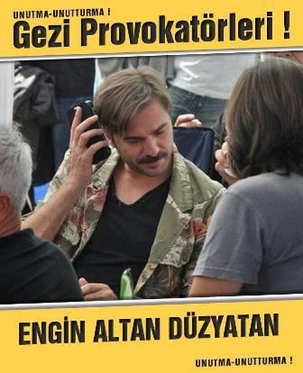 Gezi provokatörleri: Unutma, unutturma galerisi resim 7