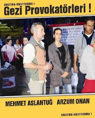 Gezi provokatörleri: Unutma, unutturma galerisi resim 8