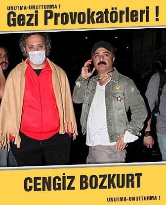 Gezi provokatörleri: Unutma, unutturma galerisi resim 9