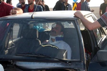 Konya'da Minibüs ile Otomobil Çarpıştı: 1 Ölü galerisi resim 3