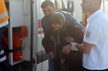 Konya'da Minibüs ile Otomobil Çarpıştı: 1 Ölü galerisi resim 7