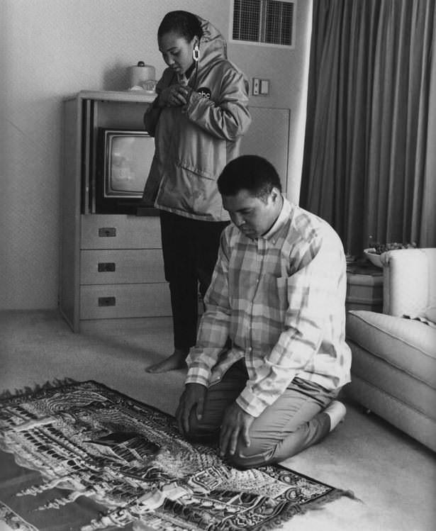 Efsane Boksör Muhammed Ali'nin hayatı galerisi resim 10