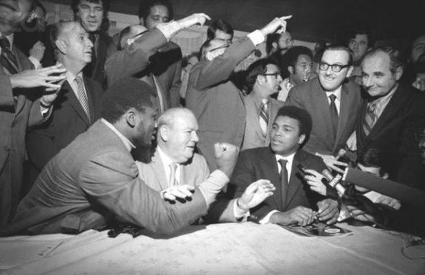 Efsane Boksör Muhammed Ali'nin hayatı galerisi resim 12