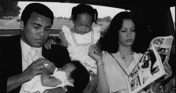 Efsane Boksör Muhammed Ali'nin hayatı galerisi resim 13