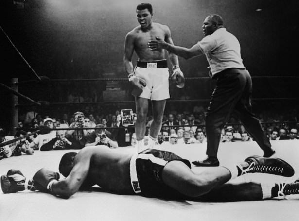 Efsane Boksör Muhammed Ali'nin hayatı galerisi resim 15