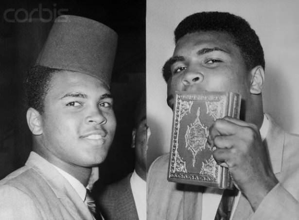 Efsane Boksör Muhammed Ali'nin hayatı galerisi resim 18