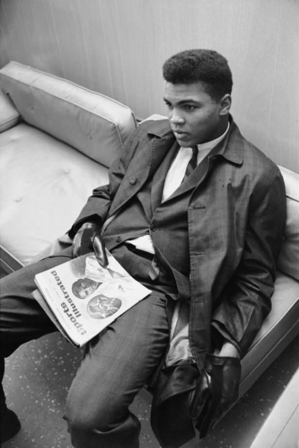 Efsane Boksör Muhammed Ali'nin hayatı galerisi resim 21