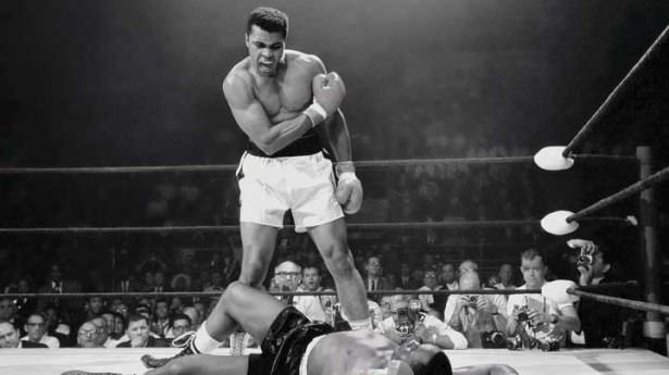 Efsane Boksör Muhammed Ali'nin hayatı galerisi resim 23