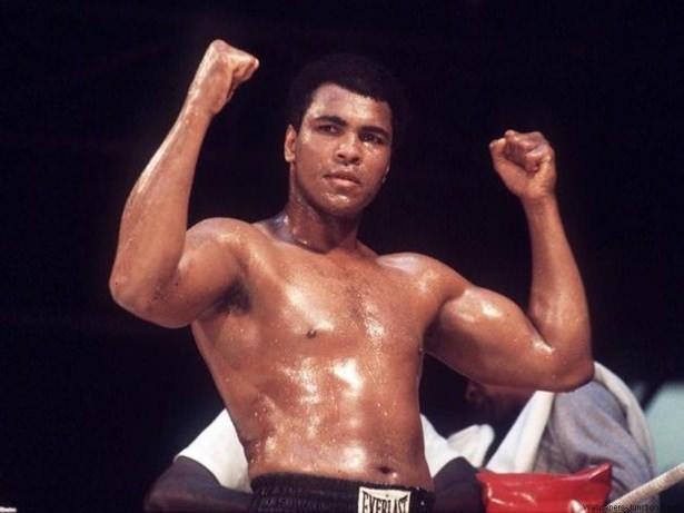 Efsane Boksör Muhammed Ali'nin hayatı galerisi resim 26