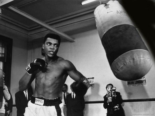 Efsane Boksör Muhammed Ali'nin hayatı galerisi resim 28