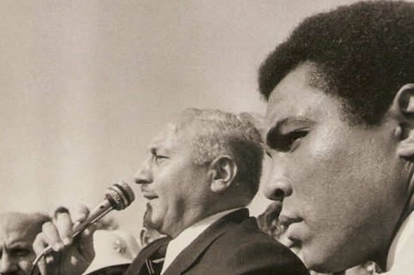 Efsane Boksör Muhammed Ali'nin hayatı galerisi resim 3