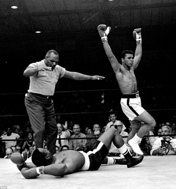 Efsane Boksör Muhammed Ali'nin hayatı galerisi resim 31
