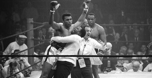 Efsane Boksör Muhammed Ali'nin hayatı galerisi resim 32