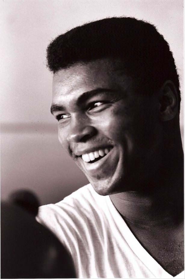 Efsane Boksör Muhammed Ali'nin hayatı galerisi resim 33