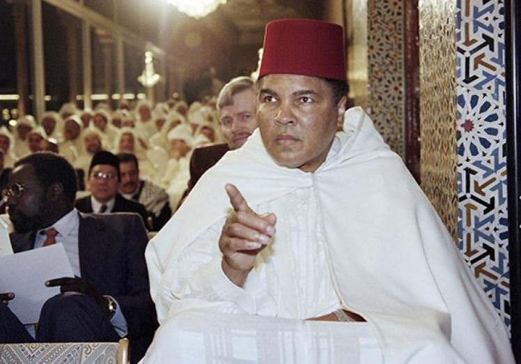 Efsane Boksör Muhammed Ali'nin hayatı galerisi resim 4