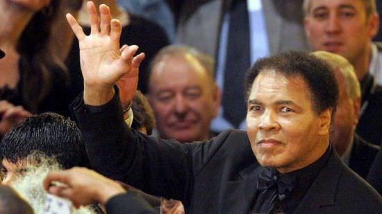 Efsane Boksör Muhammed Ali'nin hayatı galerisi resim 6