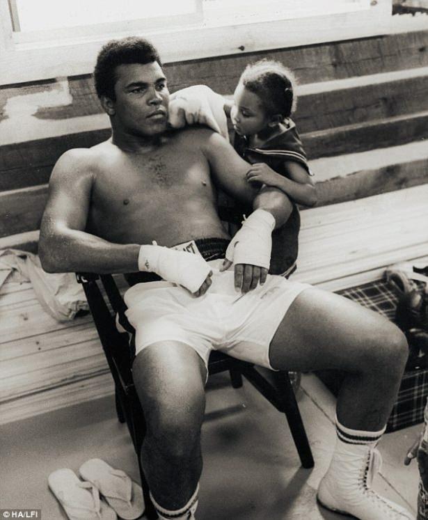 Efsane Boksör Muhammed Ali'nin hayatı galerisi resim 9