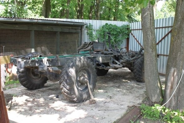 Rus mühendis hurdadan canavar icat etti galerisi resim 1