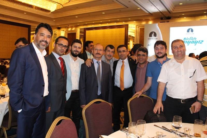 Ankara'da Konyalılar buluşması galerisi resim 3