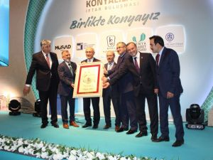 Ankara'da Konyalılar buluşması