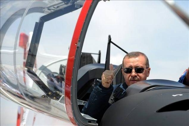 Türk havacılık tarihinde bir ilk! galerisi resim 1
