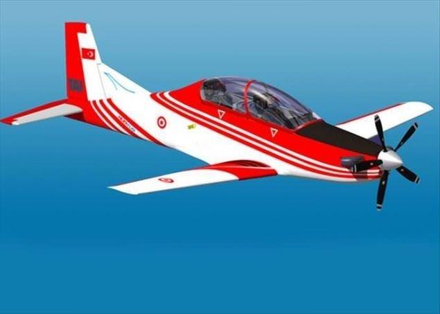 Türk havacılık tarihinde bir ilk! galerisi resim 13