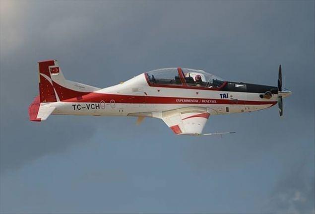 Türk havacılık tarihinde bir ilk! galerisi resim 14