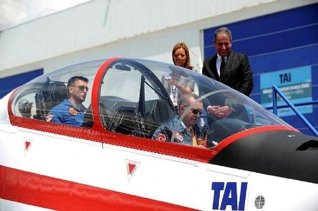 Türk havacılık tarihinde bir ilk! galerisi resim 3
