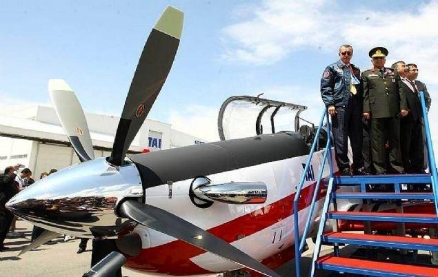 Türk havacılık tarihinde bir ilk! galerisi resim 4