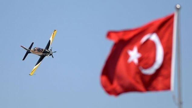 Türk havacılık tarihinde bir ilk! galerisi resim 5