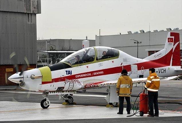 Türk havacılık tarihinde bir ilk! galerisi resim 8