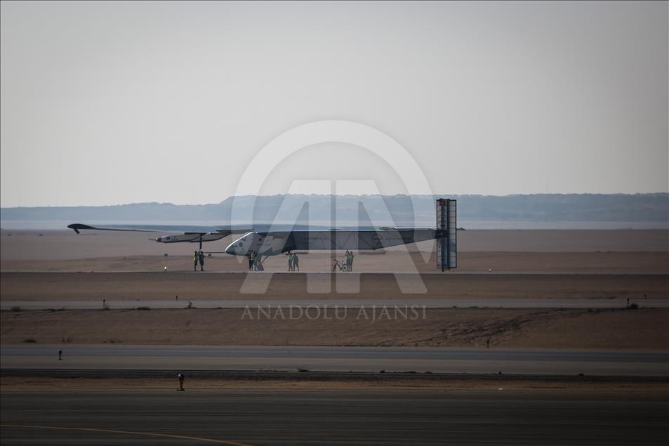 Solar Impulse 2 Mısır'da galerisi resim 3