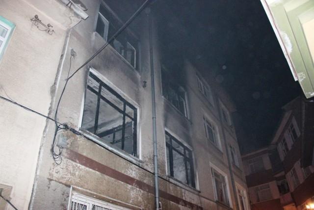 Konya'da yangında can pazarı galerisi resim 3