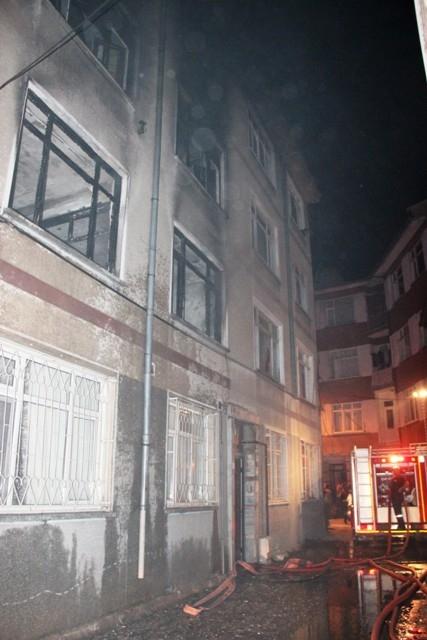 Konya'da yangında can pazarı galerisi resim 4