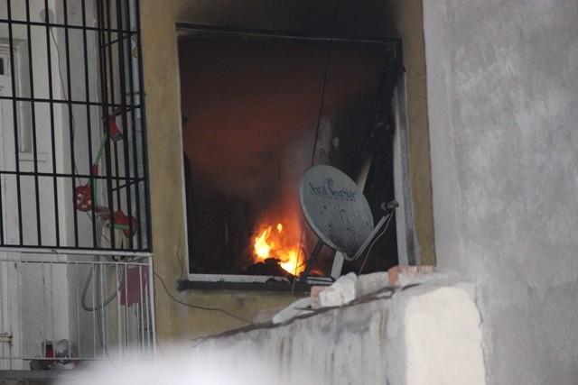 Konya'da yangında can pazarı galerisi resim 6