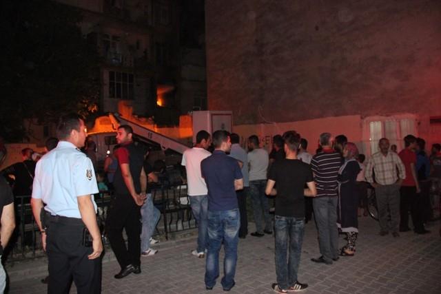Konya'da yangında can pazarı galerisi resim 8