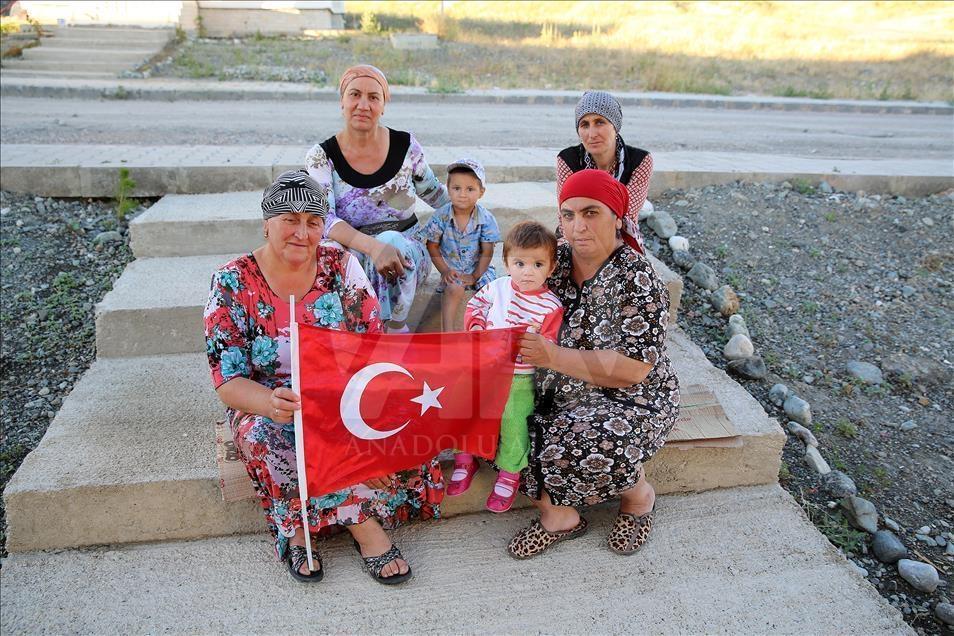"""Ahıska Türklerinde """"vatandaşlık müjdesi"""" sevinci galerisi resim 4"""