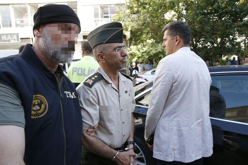 İşte tutuklanan komutanlar galerisi resim 8