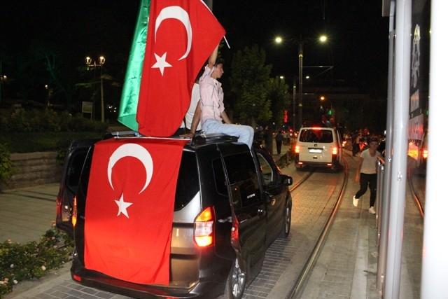 Konya'da demokrasi nöbeti galerisi resim 2