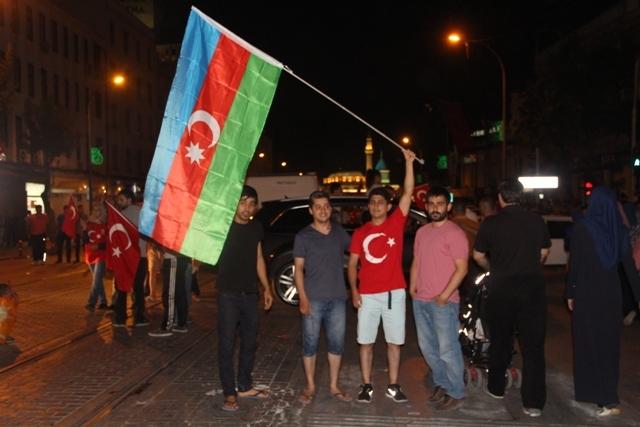 Konya'da demokrasi nöbeti galerisi resim 24