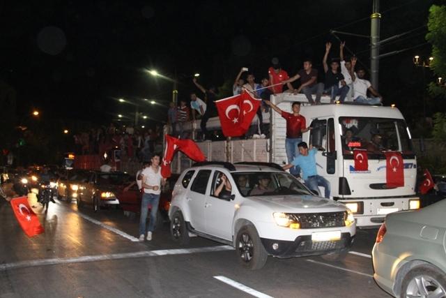 Konya'da demokrasi nöbeti galerisi resim 26