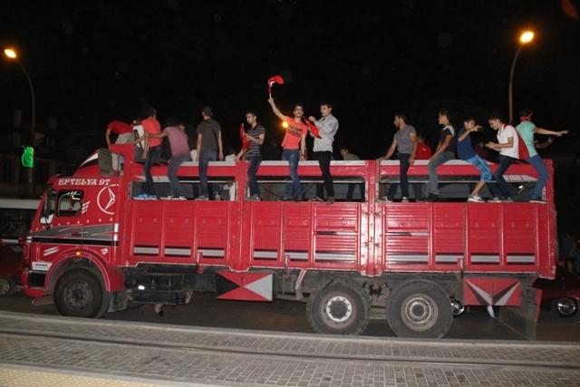Konya'da demokrasi nöbeti galerisi resim 28