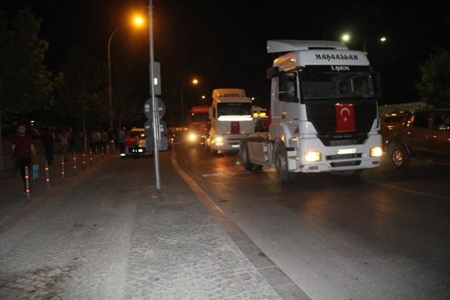 Konya'da demokrasi nöbeti galerisi resim 3