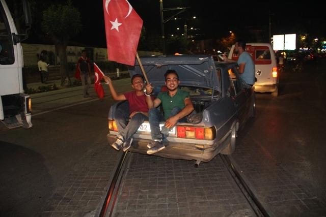 Konya'da demokrasi nöbeti galerisi resim 31